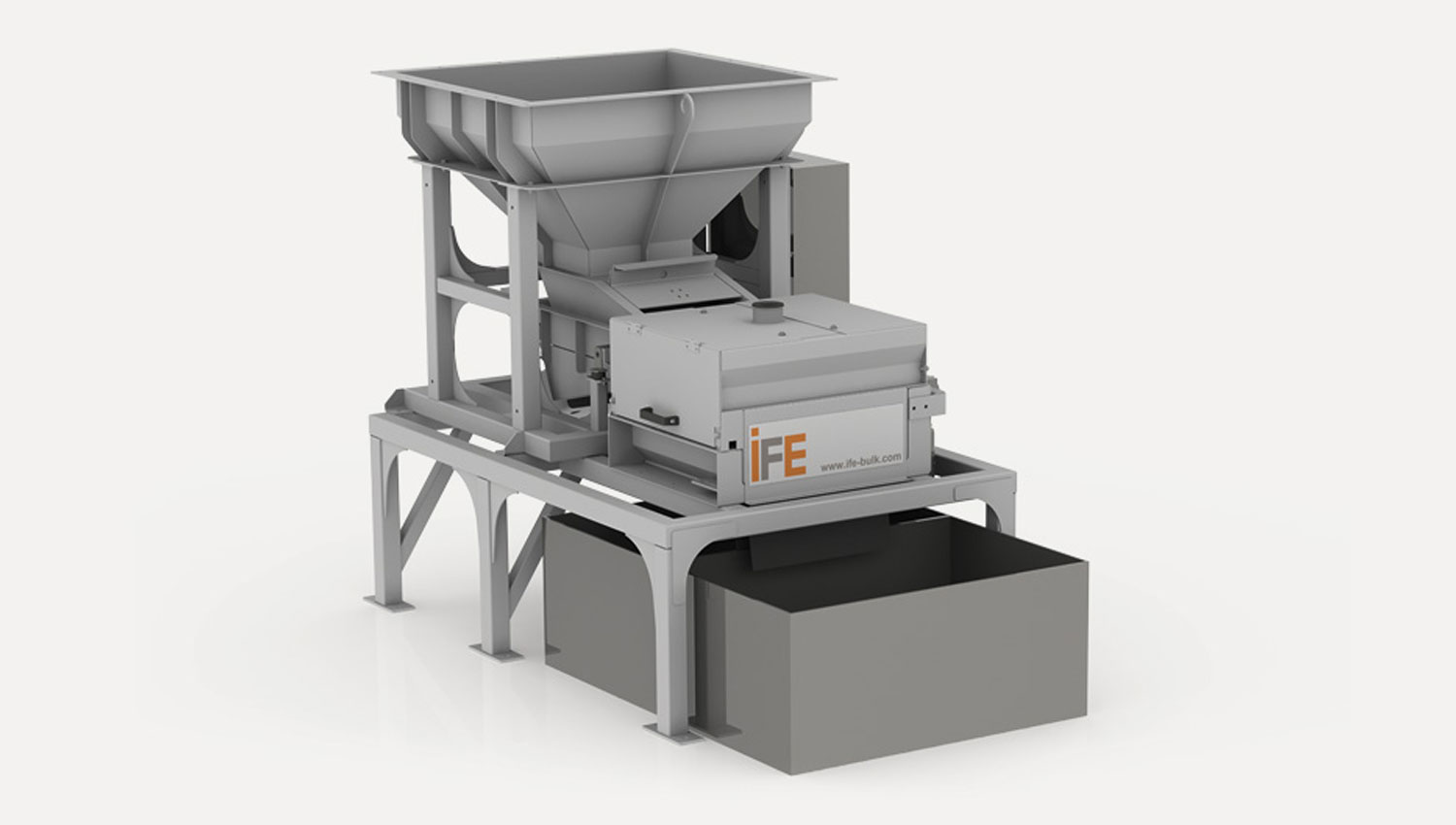 High intensity magnetic separator high-powered magnetic separation