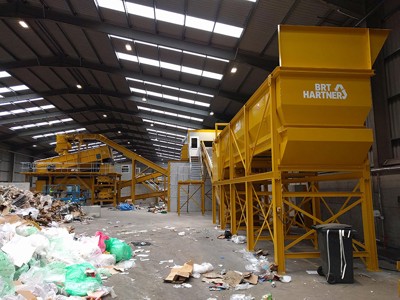 Waste Management, Material Processing Solutions Ltd, Suffolk